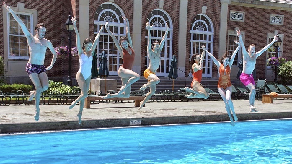 What to Watch: NYCB Dancers Splish, Splash and Sauté in This New Site-Specific Video Series