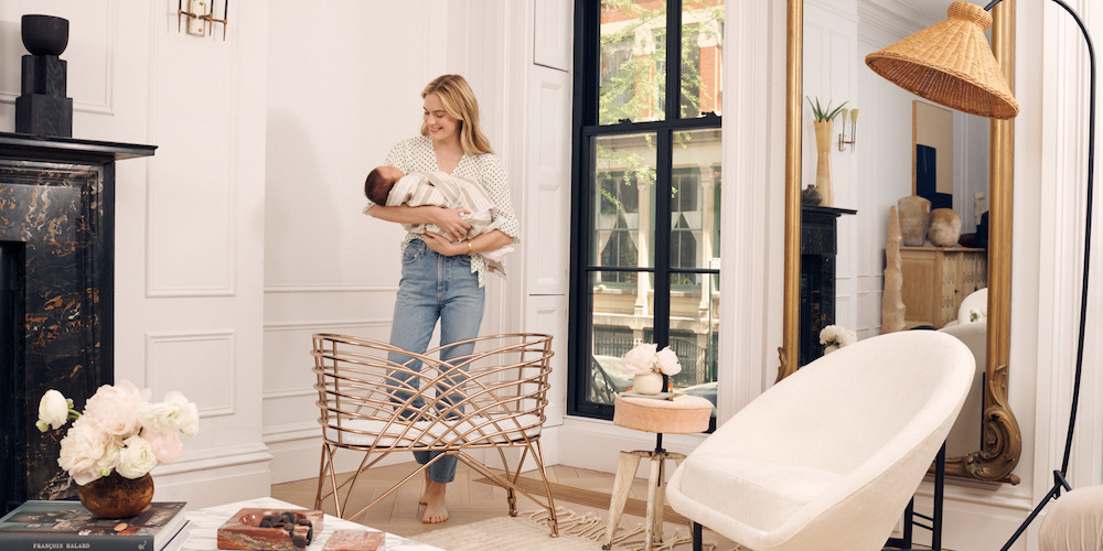 Maisonette just launched their very own baby registry (and it's dreamy!)