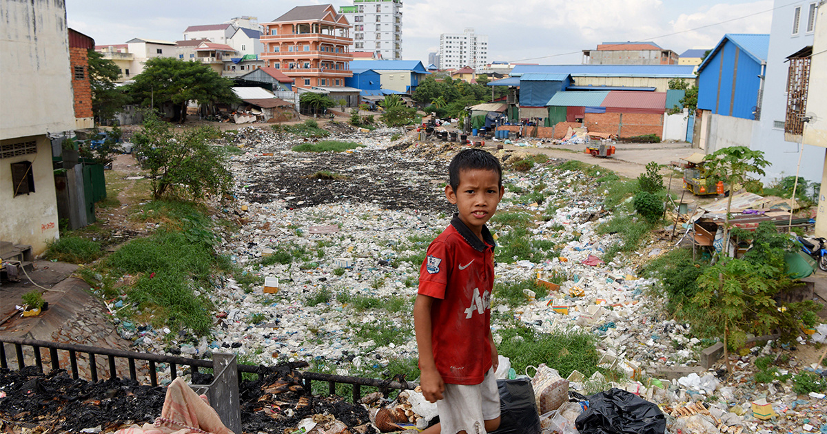 Cambodia to Return 1 700 Tons of Plastic Waste to U.S. Canada