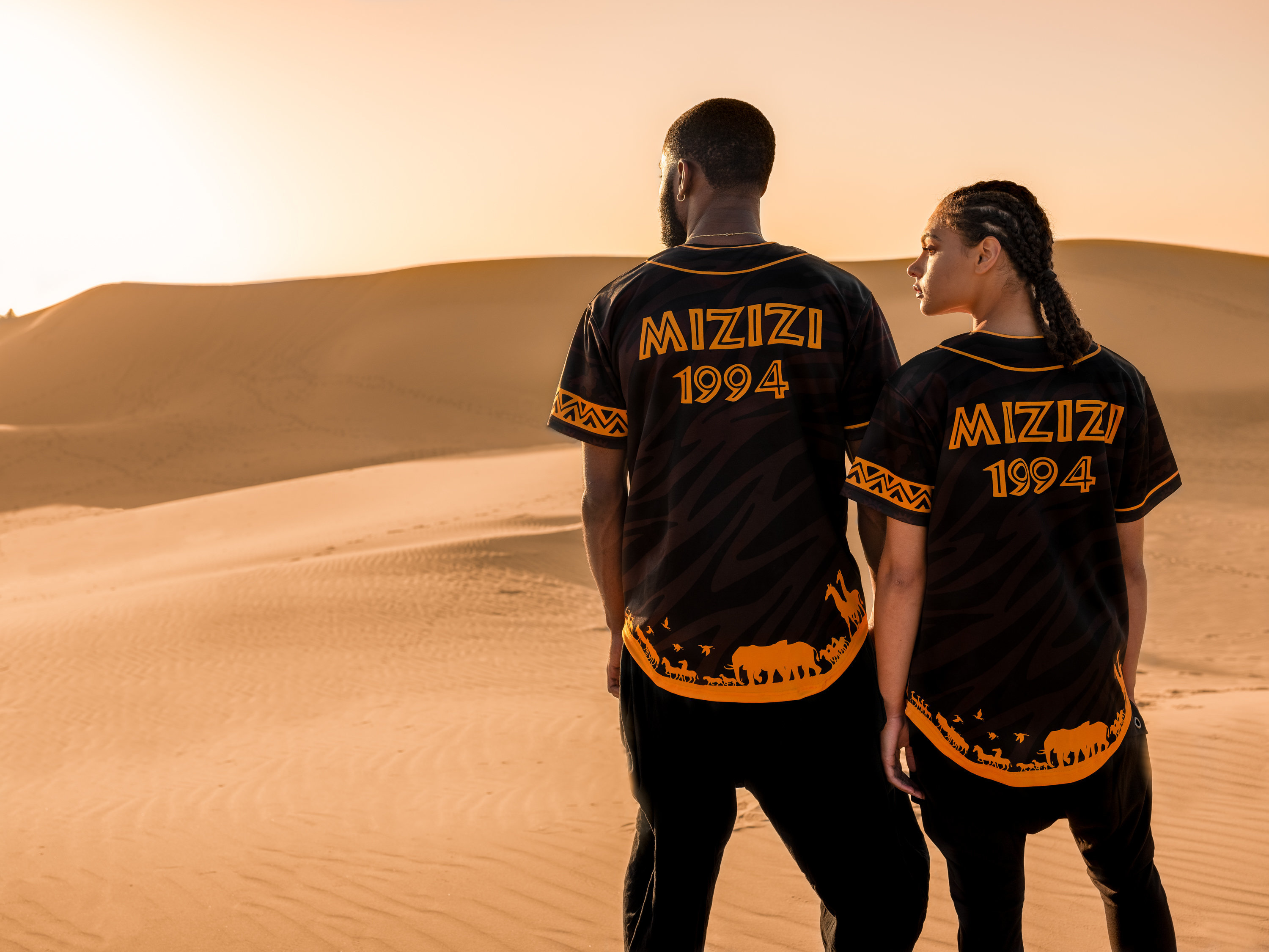 Image result for MIZIZI Has Released a Special Edition 'Lion King' Jersey in Collaboration with Disney