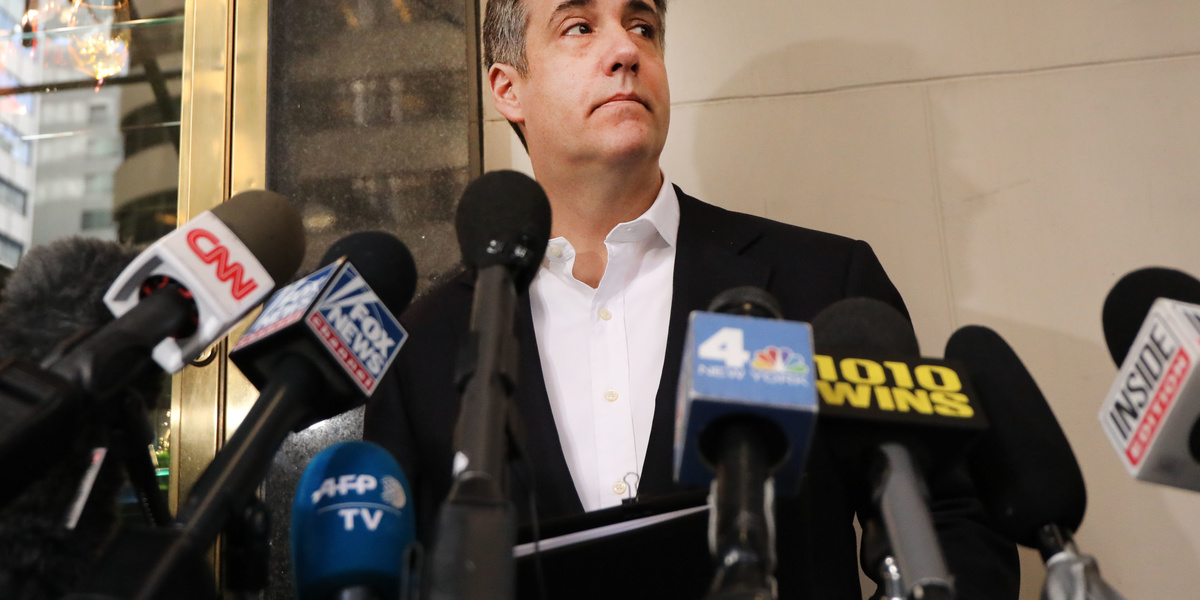 Judge unseals search warrants from FBI raids on Michael Cohen, revealing what led to the investigation targeting him