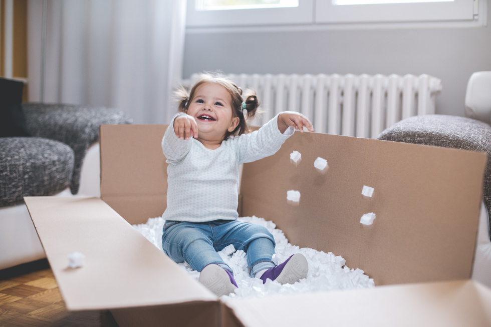 Preparing for a move with a toddler? 10 ways to keep them a part of the process