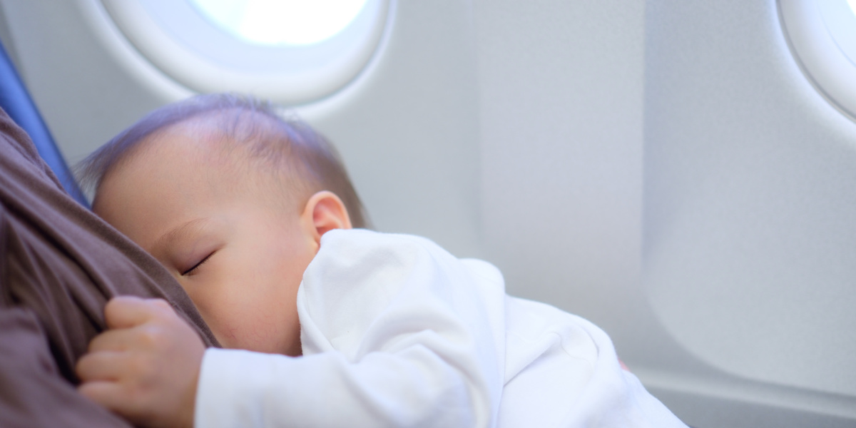 This airline asked a breastfeeding mom to cover up and sparked a viral conversation