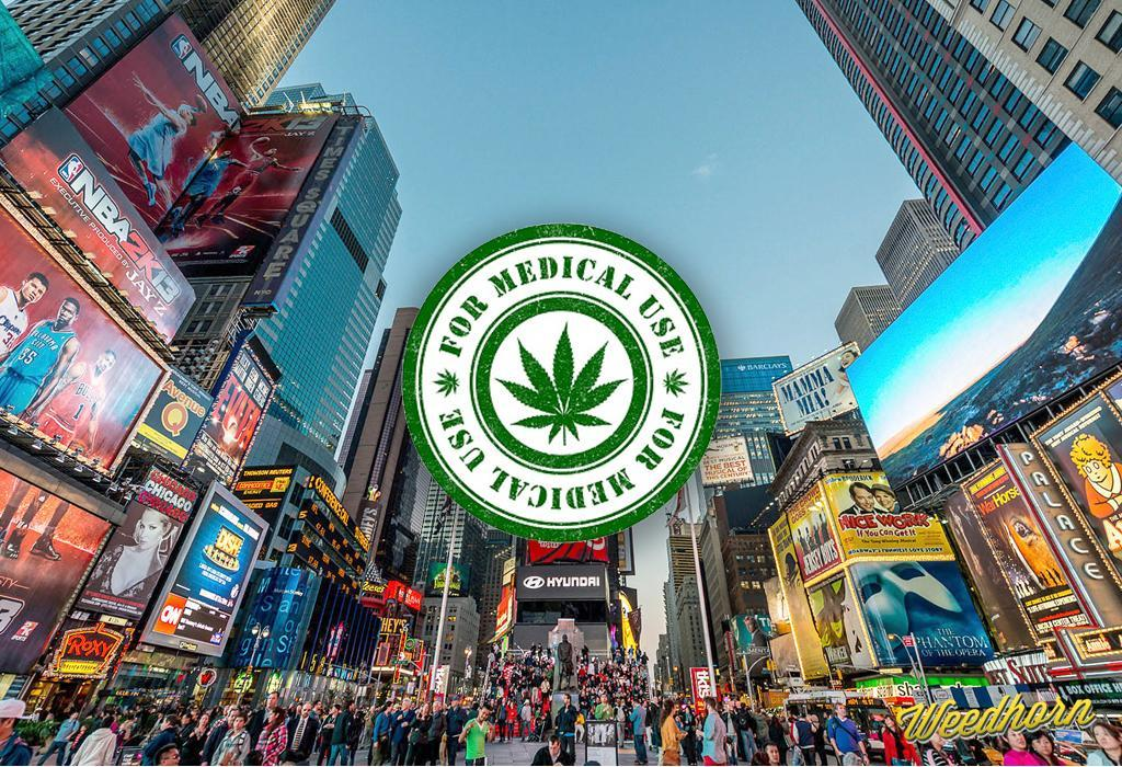Medical Marijuana Is Coming To The Big Apple