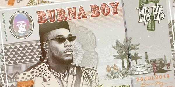 Listen to Burna Boy's New Album 'African Giant'