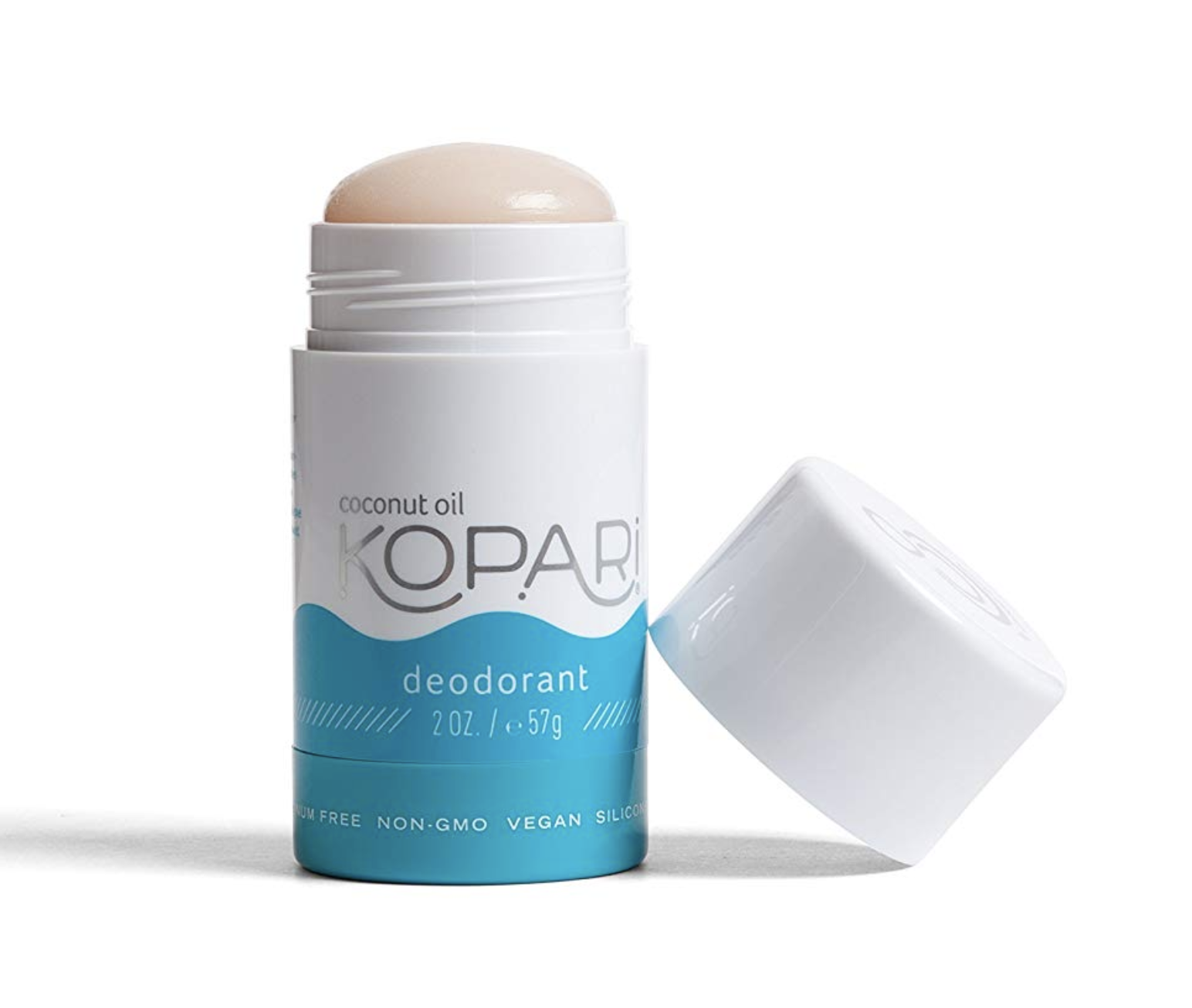 I tried this natural deodorant on the hottest day of the