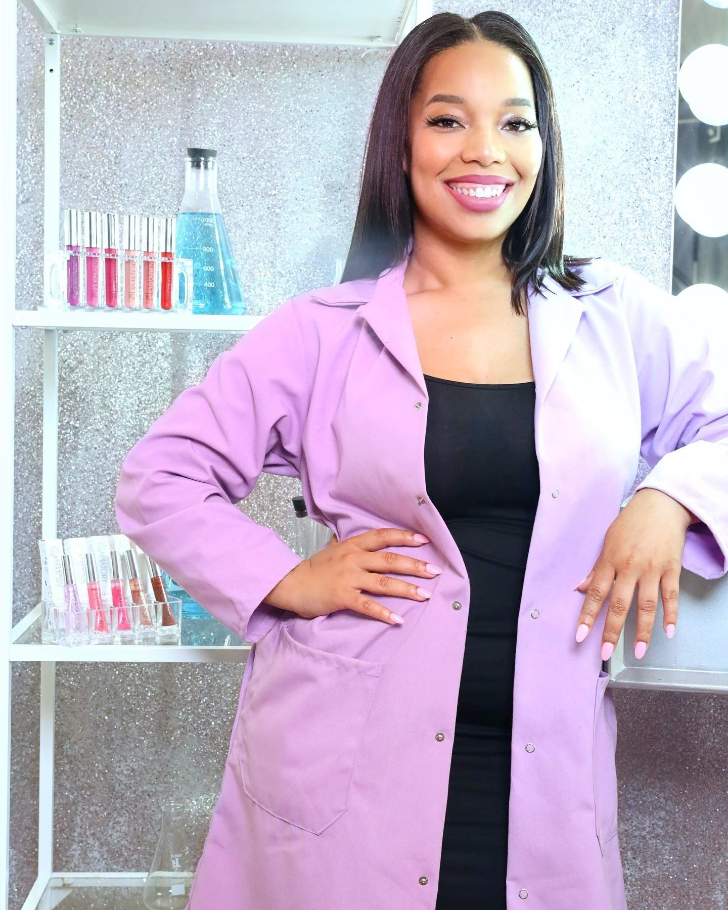 Meet The SHEeo: Mimi Johnson Of Poppin' Beauty Boutique The Glamatory