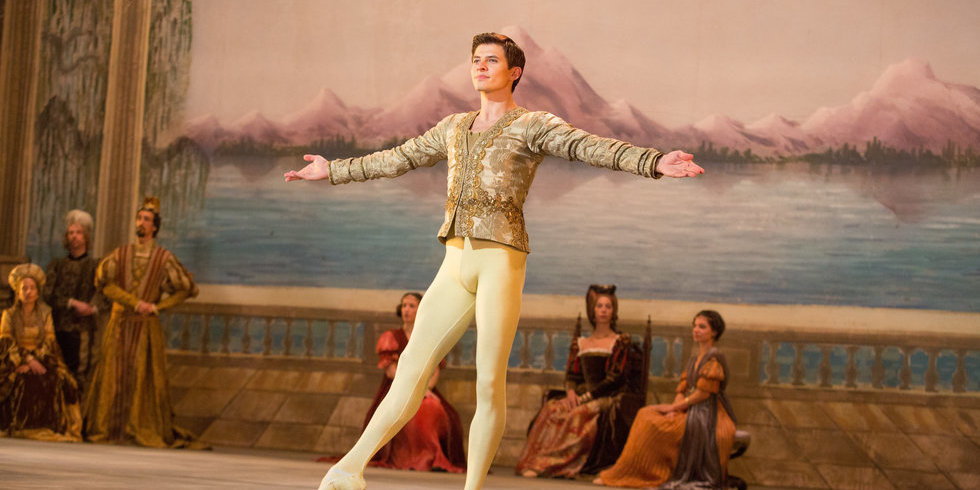 A DVD of the Rudolf Nureyev Biopic The White Crow Could Be Yours