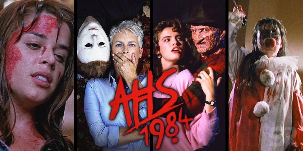 """American Horror Story's"" 1984 Trailer Looks Like a ""Stranger Things"" Ripoff"