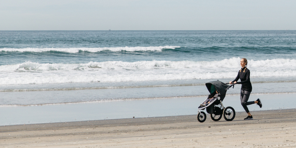 Our Fave 5: The best jogging strollers to keep mama running year-round