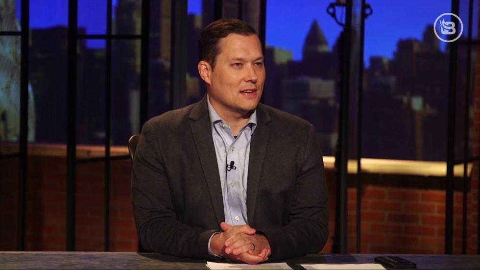 Partner Content - Baltimore native Daniel Horowitz recounts his version of the left's new ...