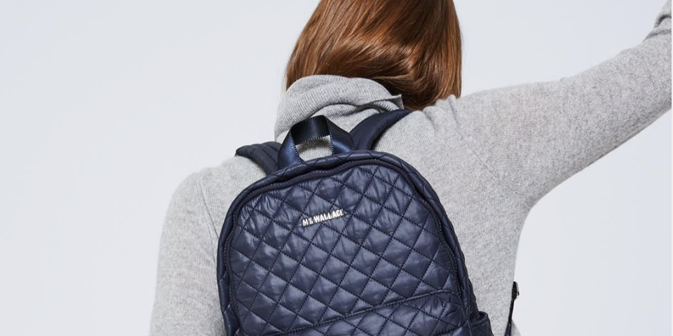 Our Fave 5: Cute backpacks for moms (to carry all of the things) 🎒