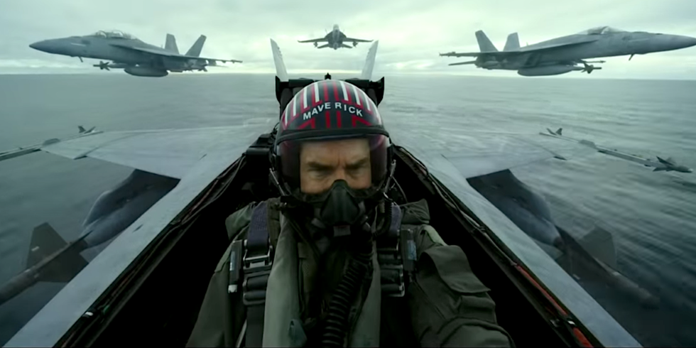 The original 'Top Gun' was a recruiter's dream. The sequel will be anything but