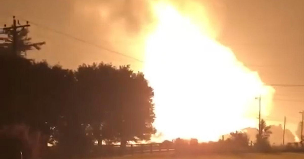 1 Dead, 5 Injured in Second Enbridge Pipeline Explosion This Year