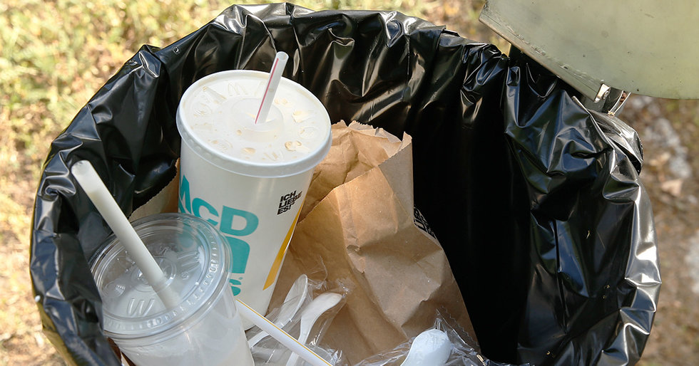 Why McDonald's New Paper Straws Aren't Recyclable
