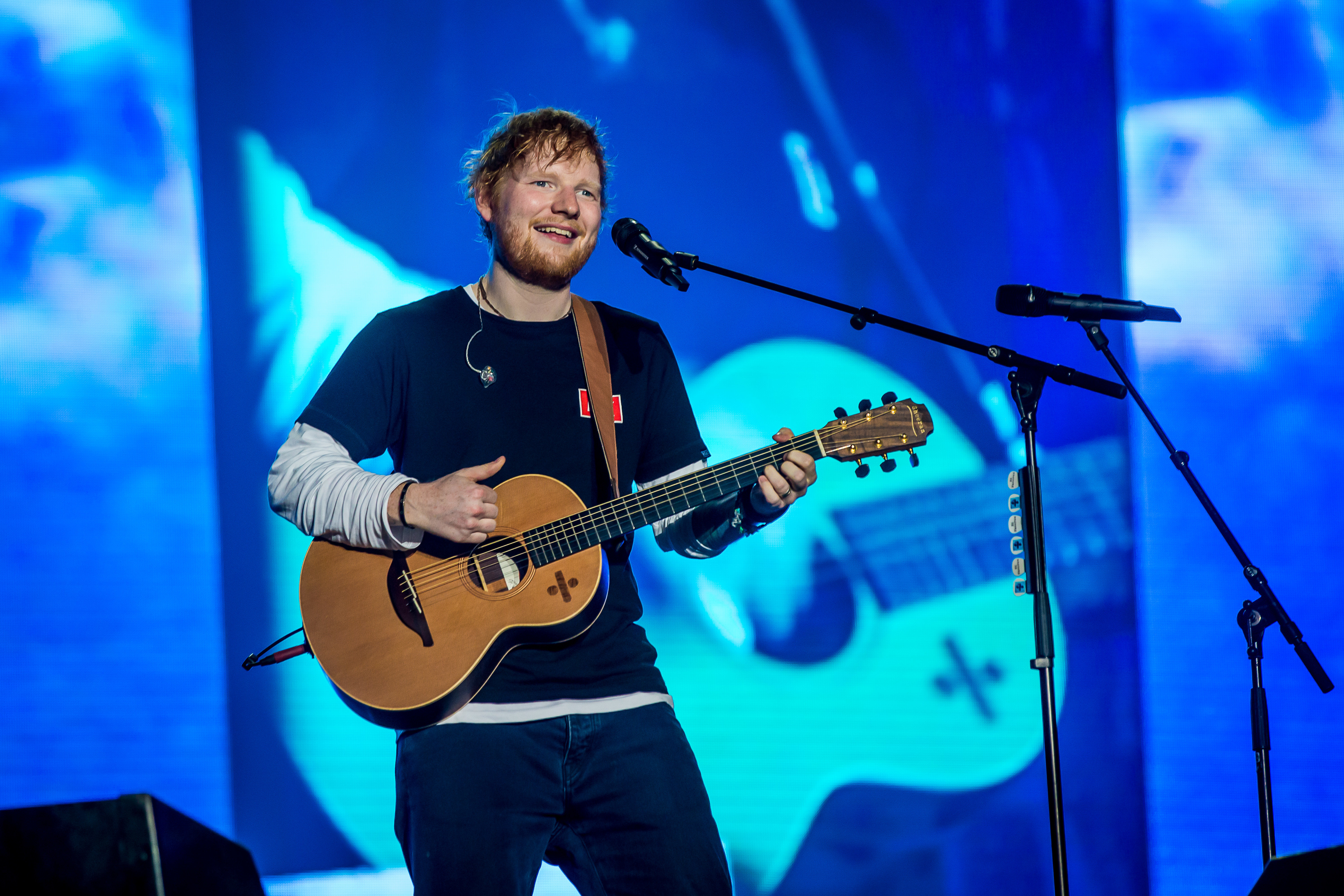 Sziget Festival 2019: Ed Sheeran Collapses the Island - PopMatters
