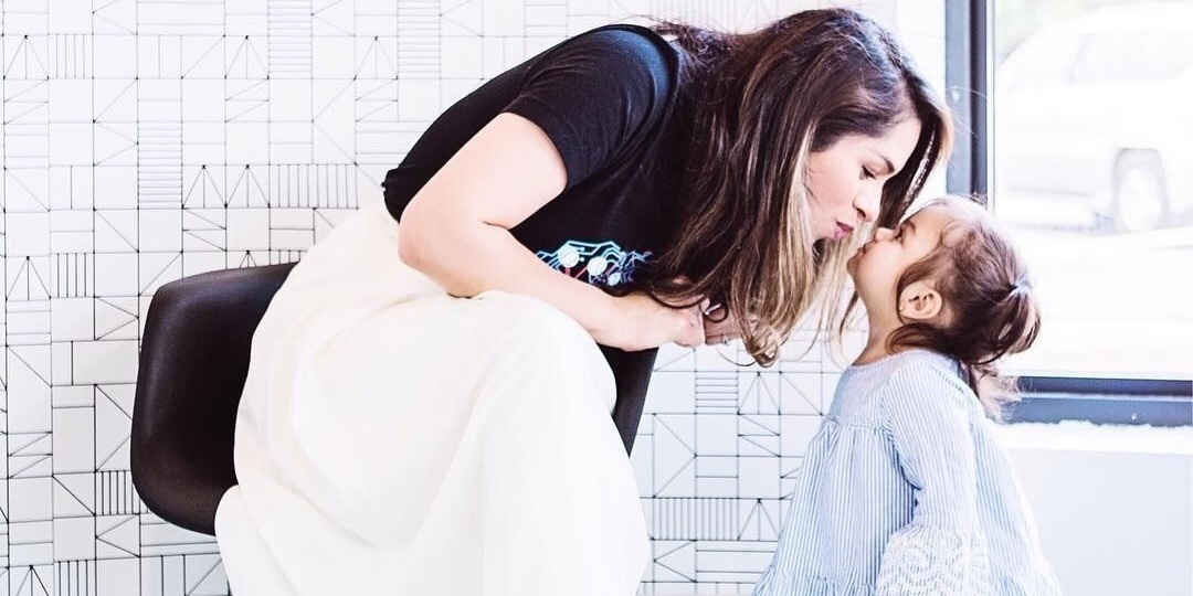 Dear daughter: Becoming your mama has changed me forever