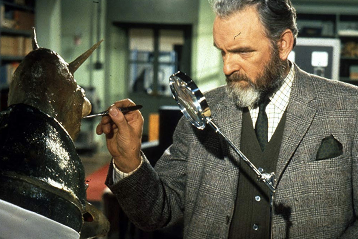 'Quatermass and the Pit' Peers into the Dark Nature of Human Evolution