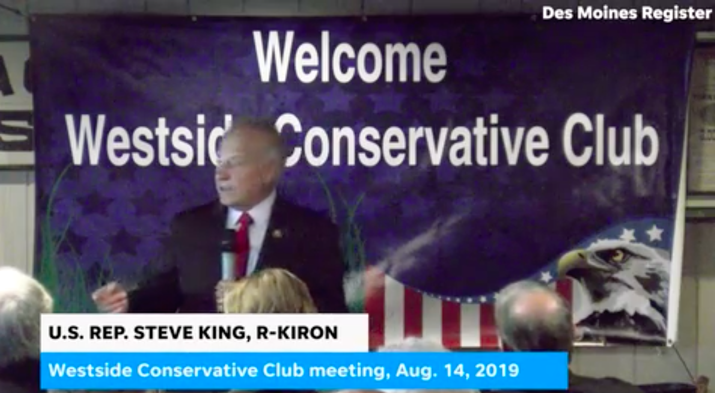 Steve King Wants To Thank Rape And Incest For The Wheel And Lightbulb