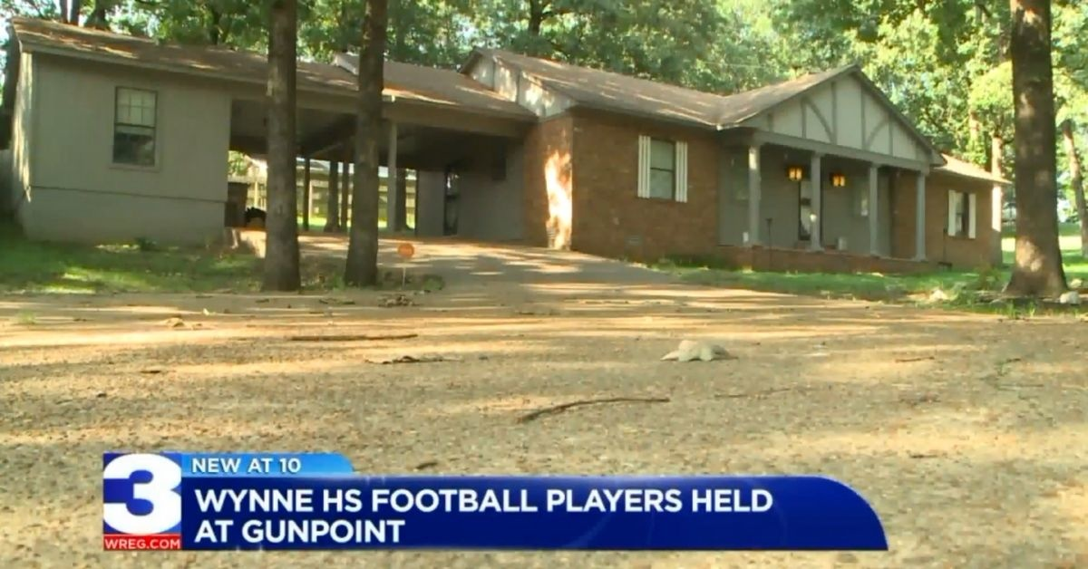 Arkansas Woman Held Black Teens At Gunpoint After They Came To Her Door For Football Fundraiser