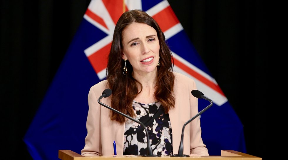 Jacinda Ardern: Australia Must 'Answer to the Pacific' on Climate Crisis