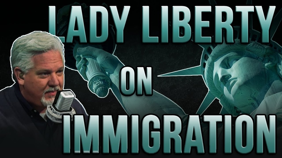 Partner Content - Lady Liberty does NOT represent open borders, unlimited immigration