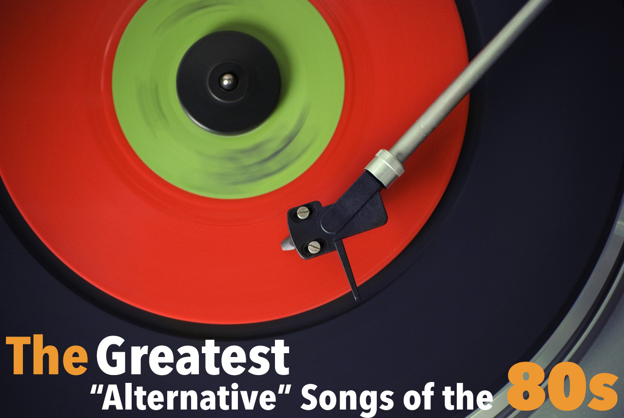 The 100 Greatest Alternative Songs of the '80s