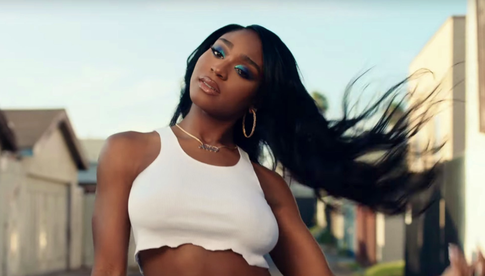 "Normani Becomes a Pop Icon with ""Motivation"" Music Video"