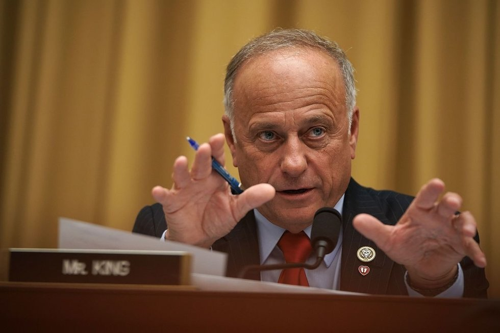 Worst Quotes of the Week: Featuring Steve King, Liu Yifei, and Donald Trump