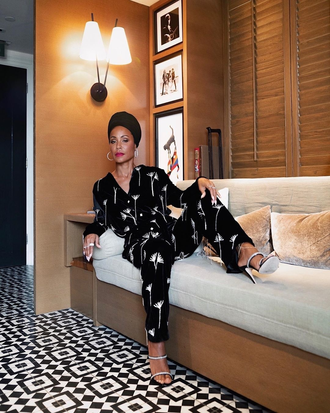 Jada Pinkett Smith Says It Took Her 47 Years To Learn The True Key To Happiness