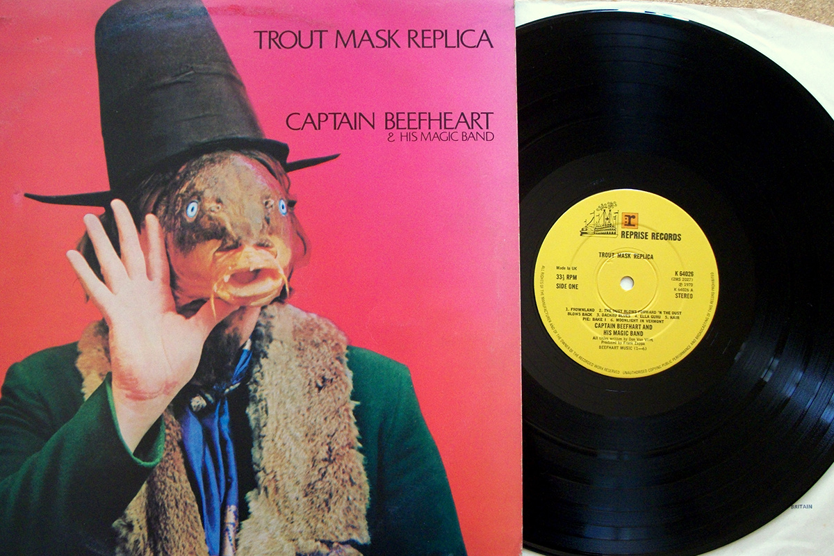 The Dust Blows Forward: 'Trout Mask Replica' at 50