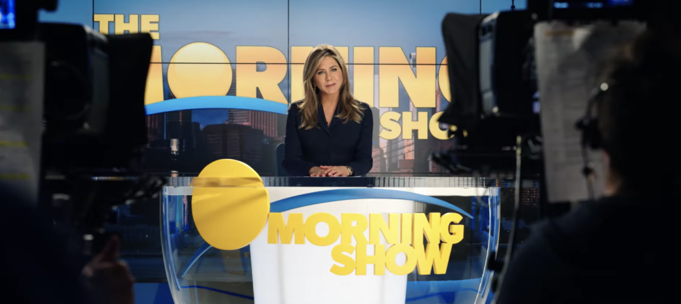 "Jennifer Aniston Is Ready for Her Triumphant Return to TV in ""The Morning Show"""