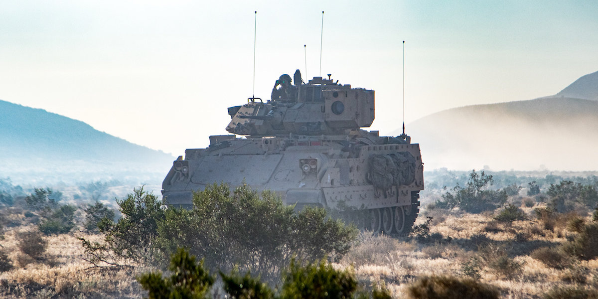 Texas Defense Contractor Charged With Using Cheap, Knockoff