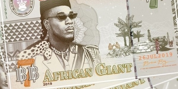 Here Are All the Samples In Burna Boy's 'African Giant'