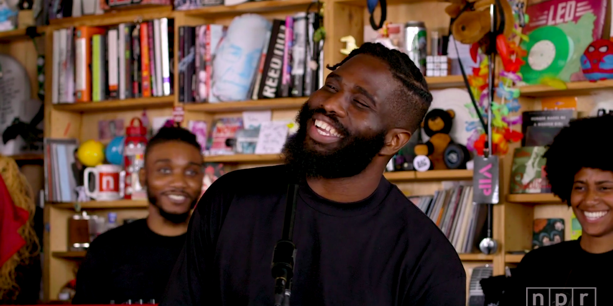 Watch Nigerian-American Rapper Tobe Nwigwe's Tiny Desk Concert