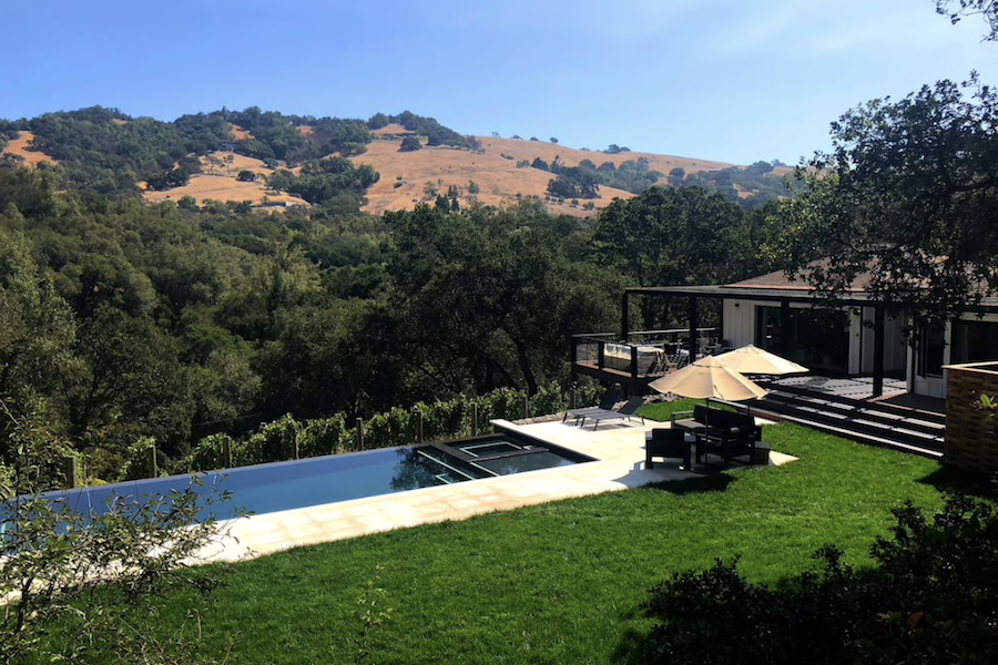Superb 7 Luxurious Vacation Rentals In Northern California 7X7 Interior Design Ideas Greaswefileorg