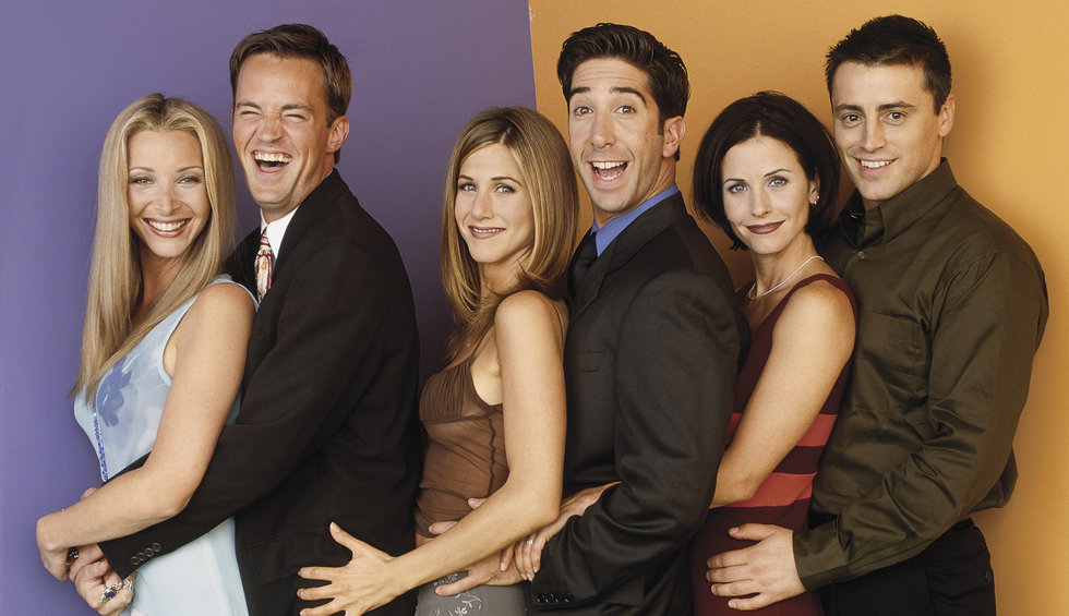 """Every Character in """"Friends"""" Is a Massive Piece of Poop"""