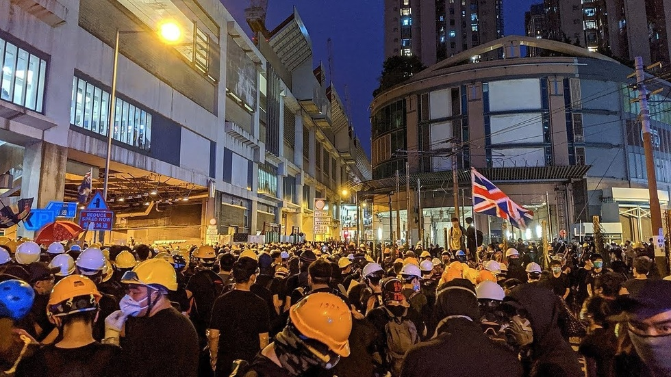 Partner Content - A tale of two protests: Hong Kong vs. Portland