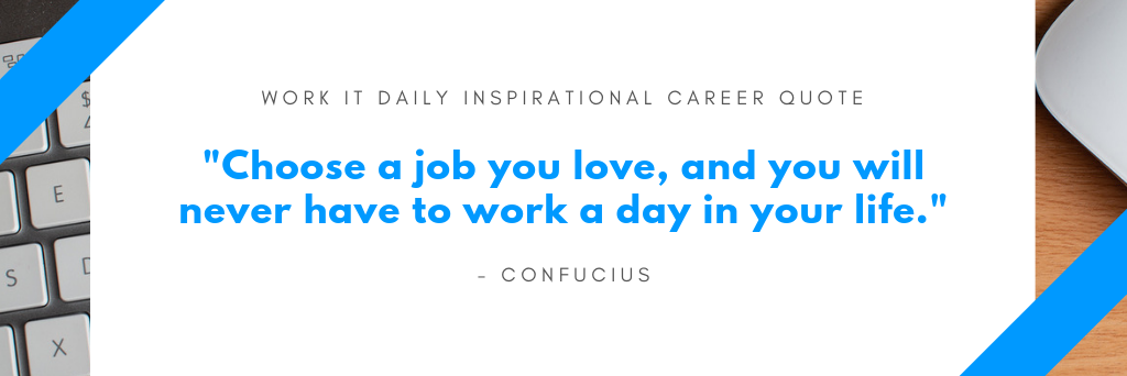 21 Inspirational Career Quotes For Professionals Work It