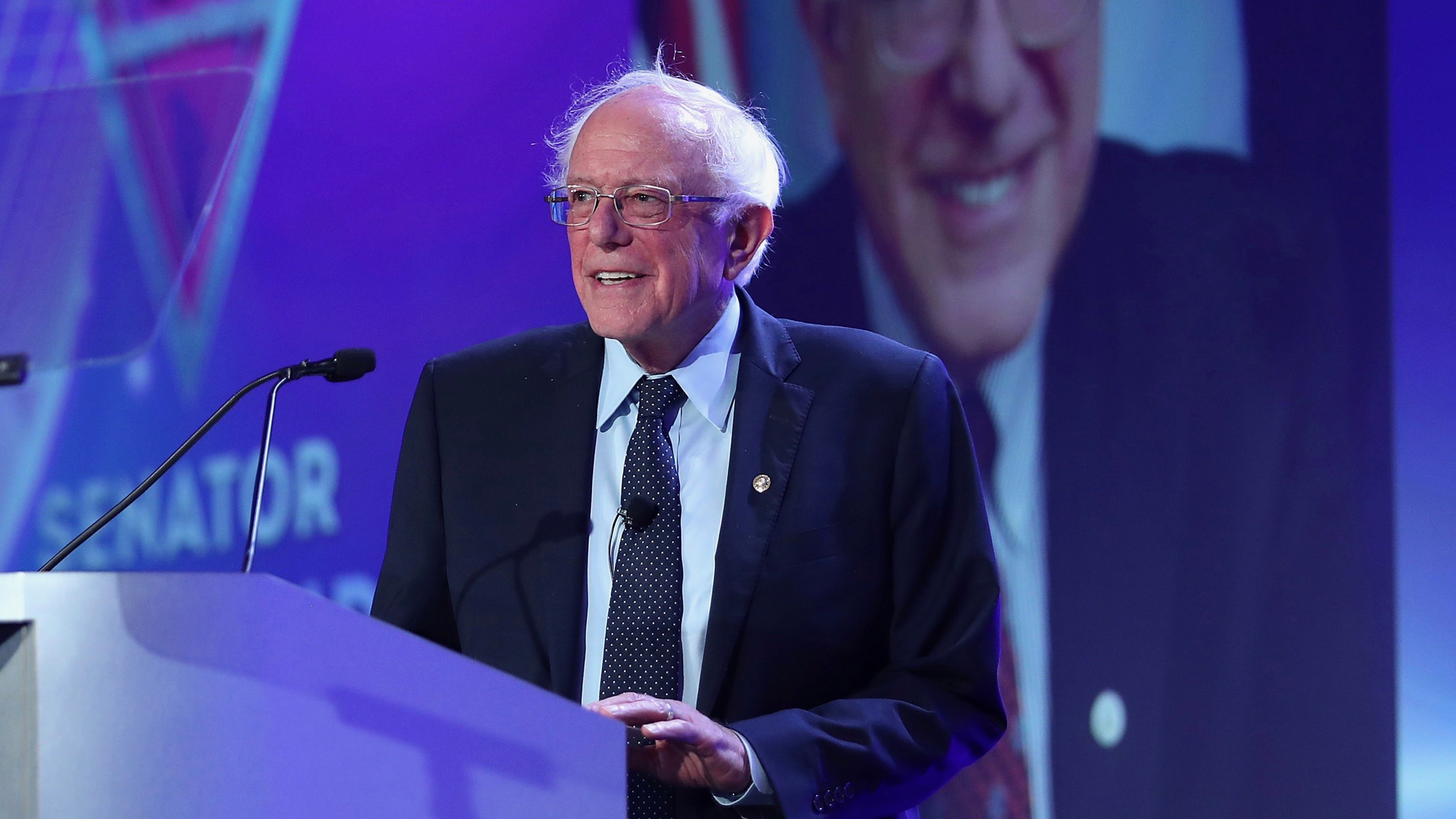 Sanders Unveils Green New Deal Plan to Avoid Climate Catastrophe Create 20