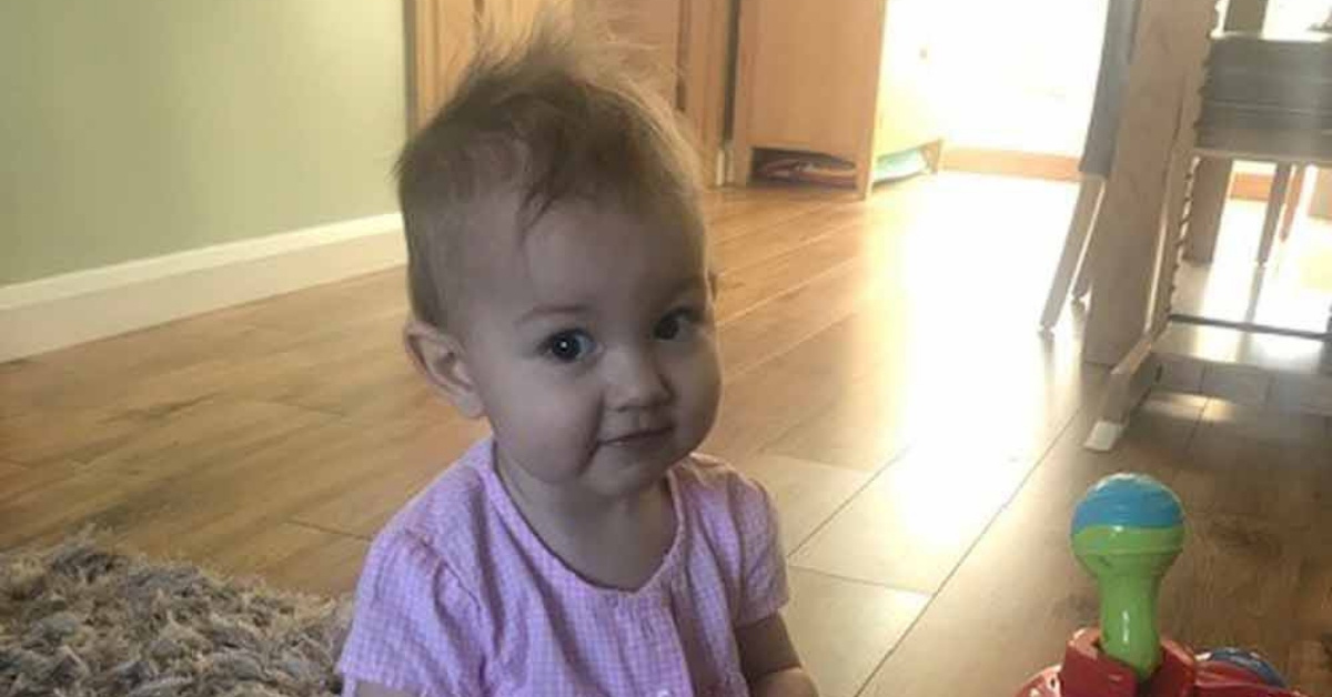 16-Month-Old Baby Faces Grueling 90 Weeks Of Chemotherapy, And Her Parents Just Want To 'Give Her Back Her Childhood'