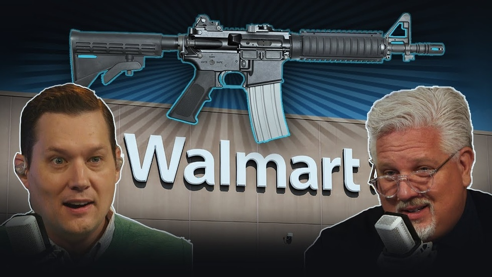 Partner Content - WALMART SELLS GUNS RESPONSIBLY?! Undercover reporter discovers the truth