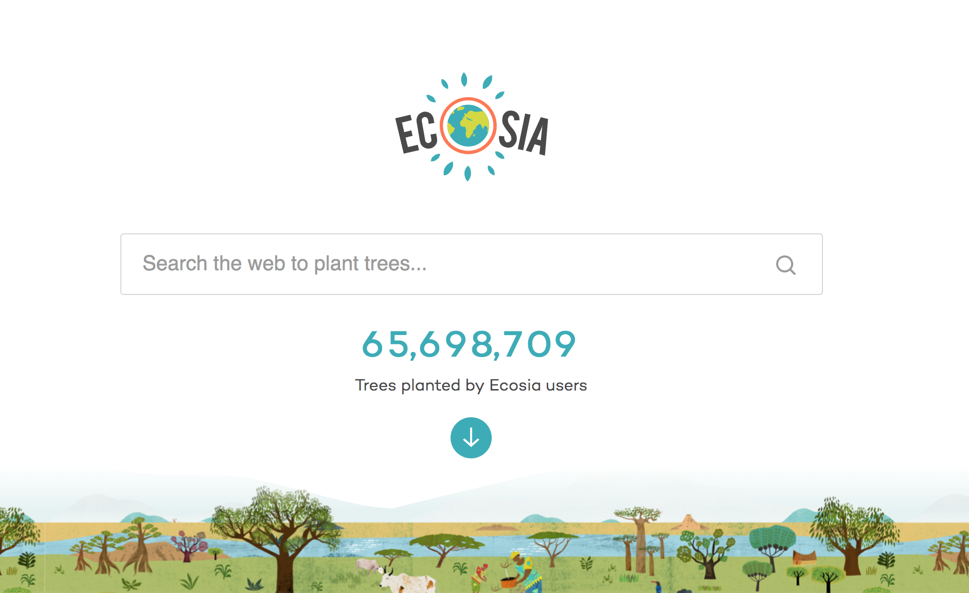 Ecosia sees 1150% boost in downloads after Brazilian Amazon