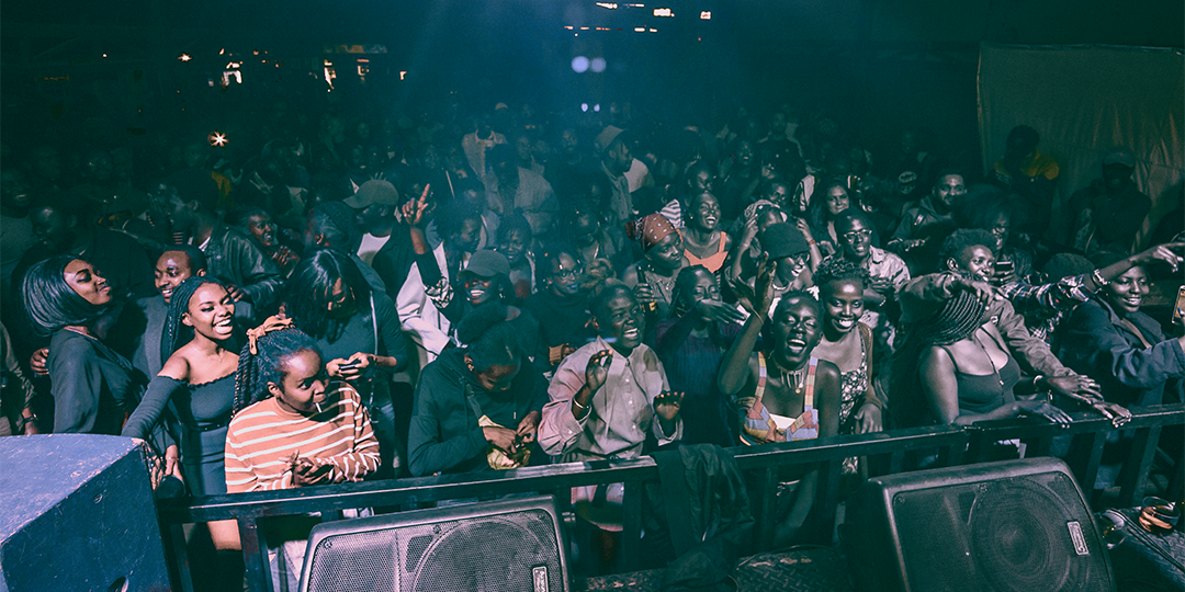 This Is What the Second Edition of the 'Hand-Forged in Kenya' Party Looked Like