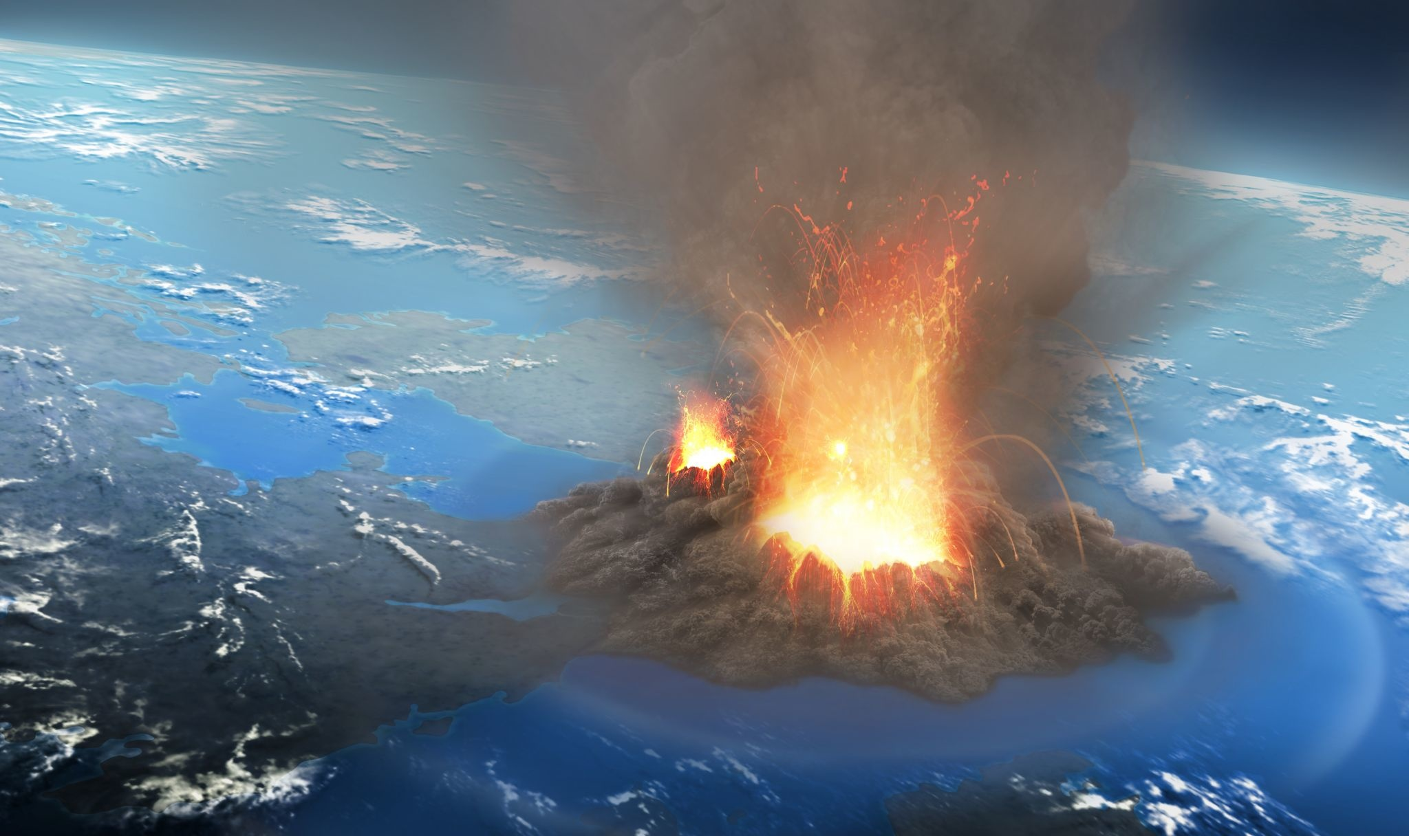 This Supervolcano Could Wipe Out The U S And Kill Billions