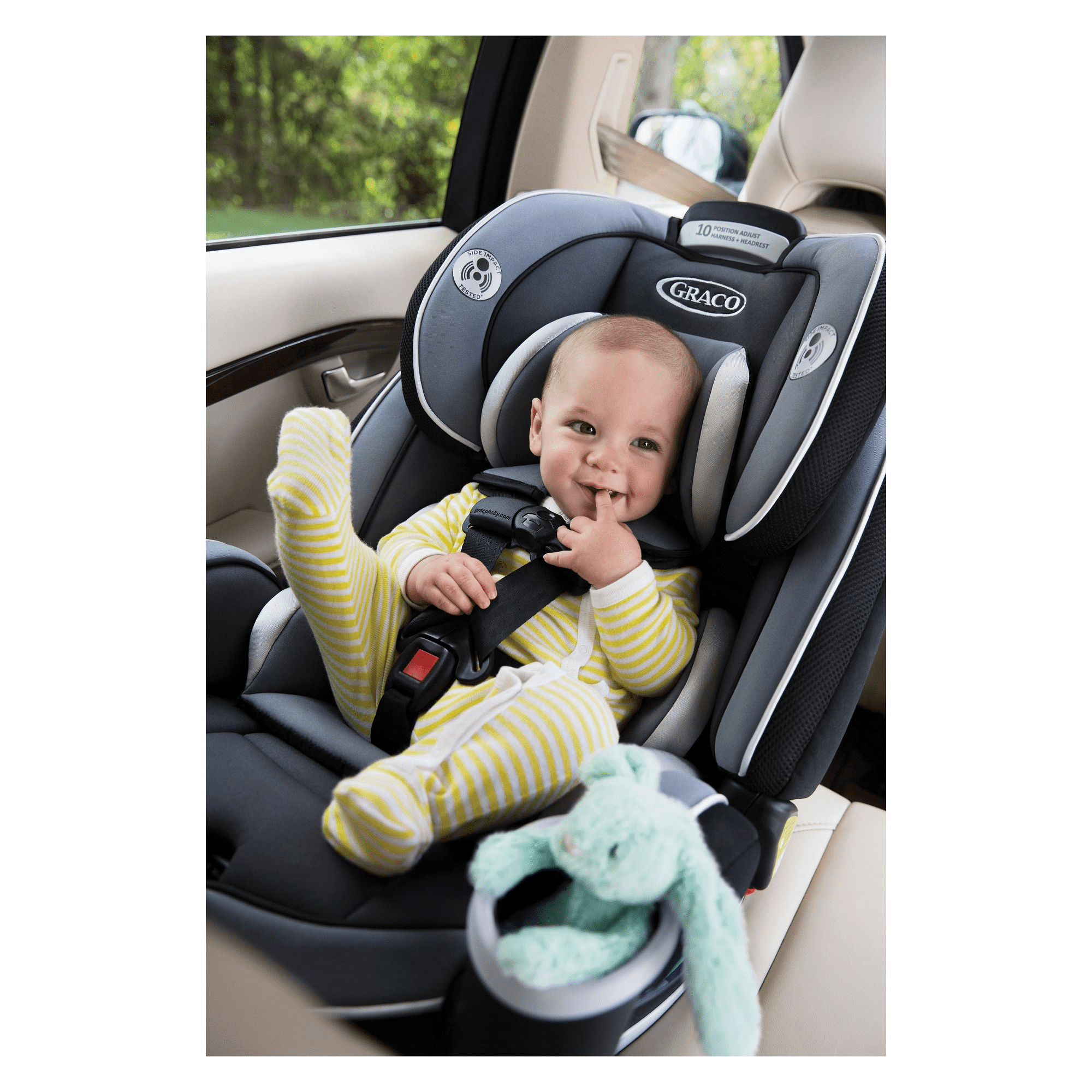 Graco Duetsoothe Baby Swing And Rocker Motherly