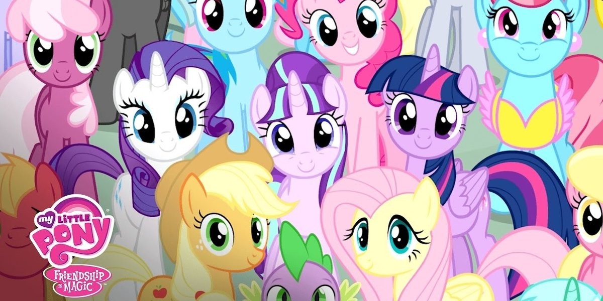 My Little Pony: Friendship, Magic, and Death Threats