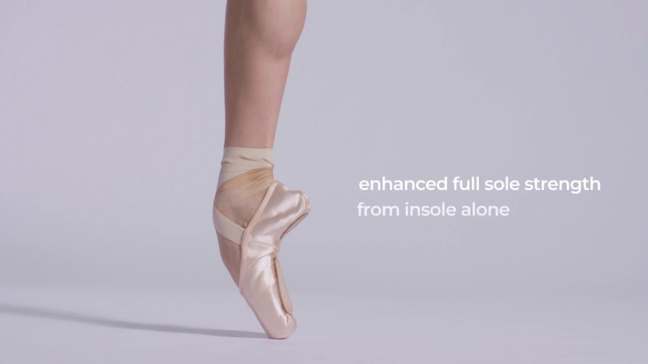 ONLINE ONLY PRICING Dramatica Stretch Pointe Shoe S0173L