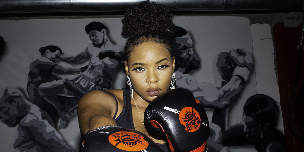 Yemi Alade's Journey to Becoming a 'Woman of Steel'