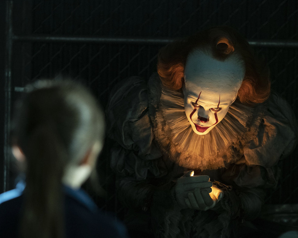 "Pennywise's Suicidal Tendencies: A Talk with ""It: Chapter Two"" Star Bill Skarsgard and Director Andy Muschietti"